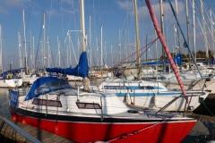 Tiger-Liley  -  Built 1976,  Fin keel,  Sail no   ?,  Sailing area Solent